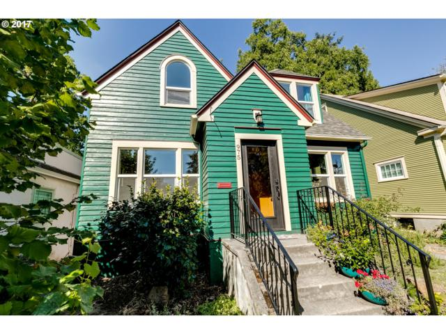 975 W 10TH Ave, Eugene, OR 97402 (MLS #17148614) :: Craig Reger Group at Keller Williams Realty