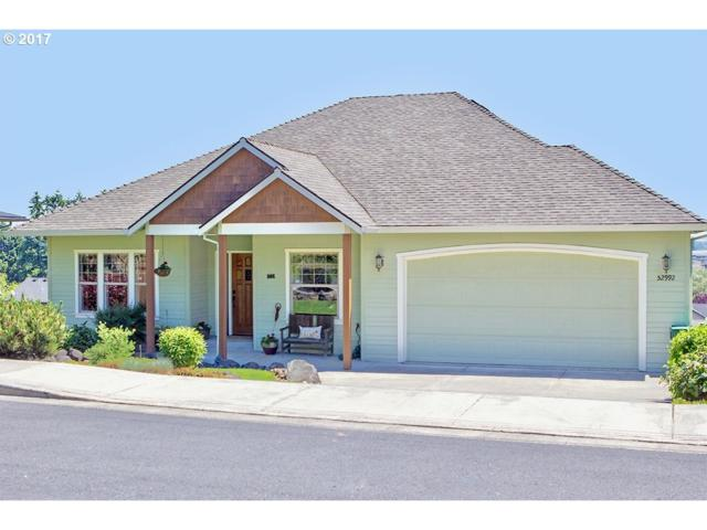 52992 NW Sandberg Rd, Scappoose, OR 97056 (MLS #17150247) :: Next Home Realty Connection