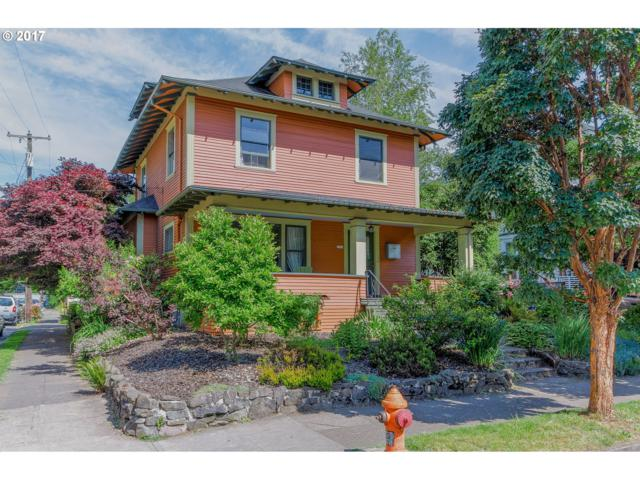 1604 SE 37TH Ave, Portland, OR 97214 (MLS #17154805) :: Craig Reger Group at Keller Williams Realty