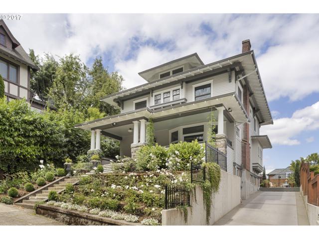2445 NW Irving St, Portland, OR 97210 (MLS #17155628) :: TLK Group Properties