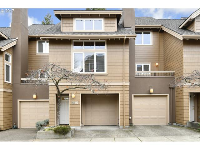 10247 NW Village Heights Dr, Portland, OR 97229 (MLS #17155671) :: Hatch Homes Group