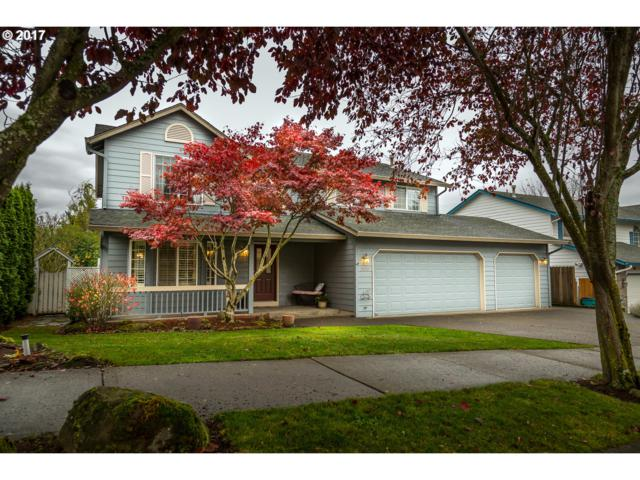 3810 SE Sunrise Dr, Camas, WA 98607 (MLS #17156854) :: The Dale Chumbley Group