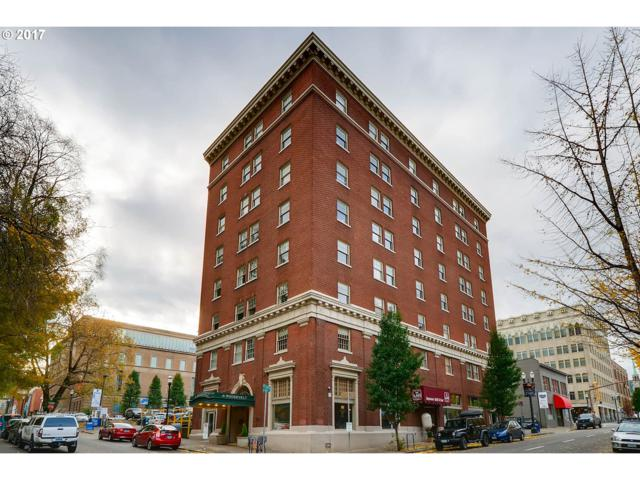 1005 SW Park Ave #202, Portland, OR 97205 (MLS #17157547) :: Change Realty