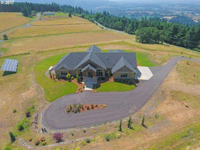 27805 NE Mountain Top Rd, Newberg, OR 97132 (MLS #17161564) :: The Dale Chumbley Group
