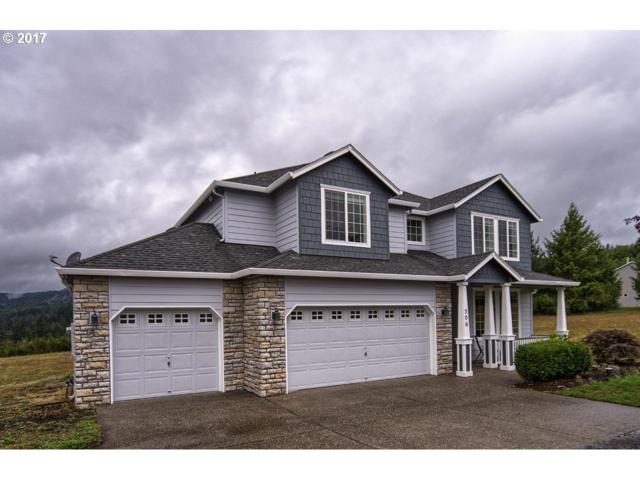 506 NE 404TH Ct, Washougal, WA 98671 (MLS #17162174) :: The Dale Chumbley Group