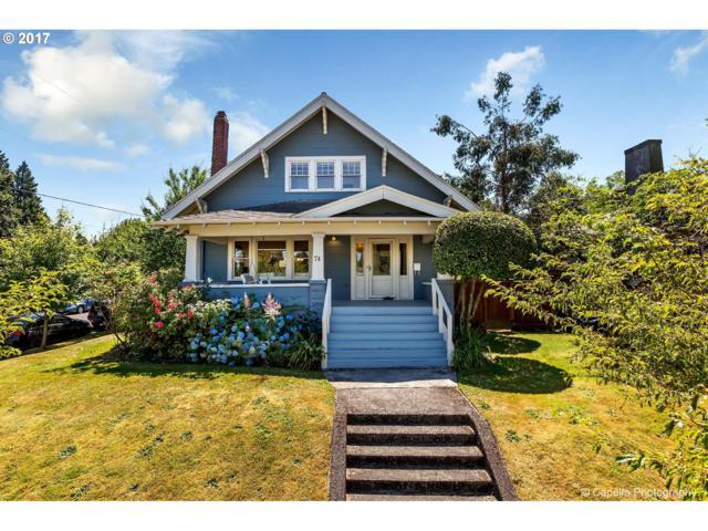 74 NE Stafford St, Portland, OR 97211 (MLS #17175684) :: TLK Group Properties
