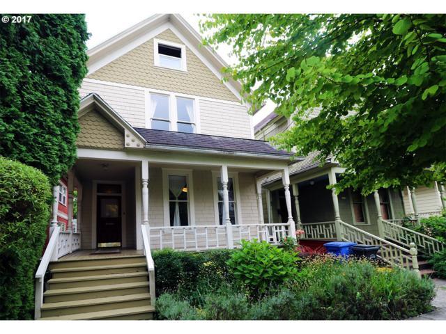 2128 SE Ankeny St, Portland, OR 97214 (MLS #17175901) :: Hatch Homes Group