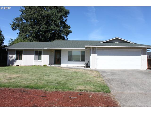 1218 NW 97TH St, Vancouver, WA 98665 (MLS #17178640) :: The Dale Chumbley Group