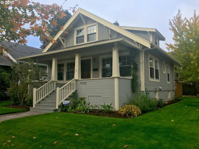 7335 N Kerby Ave, Portland, OR 97217 (MLS #17180209) :: HomeSmart Realty Group Merritt HomeTeam