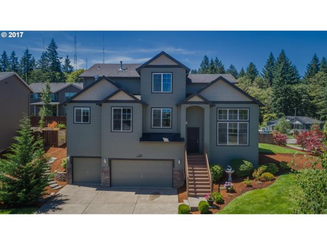 9401 SE Grace Cir, Happy Valley, OR 97086 (MLS #17186872) :: Matin Real Estate