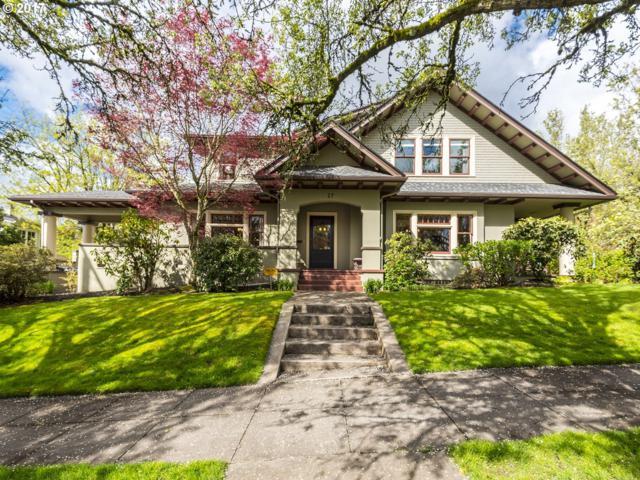 27 NE Floral Pl, Portland, OR 97232 (MLS #17190343) :: Hatch Homes Group