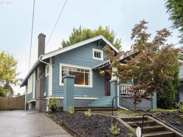 3327 NE Clackamas St, Portland, OR 97232 (MLS #17190929) :: Hatch Homes Group
