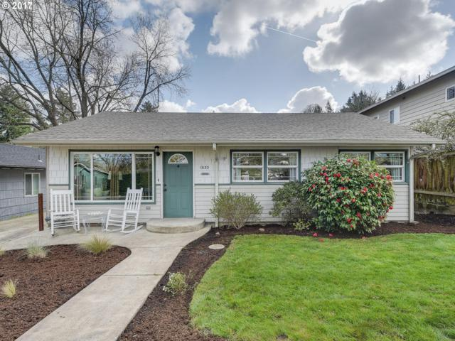 1033 Hallinan St, Lake Oswego, OR 97034 (MLS #17192139) :: Matin Real Estate