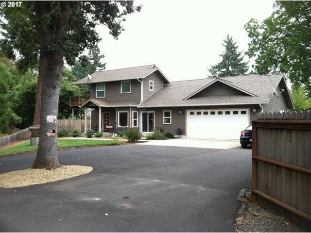 602 N 8TH St, Cottage Grove, OR 97424 (MLS #17192205) :: The Reger Group at Keller Williams Realty