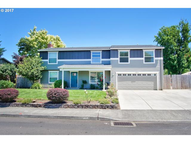 820 N Birch St, Canby, OR 97013 (MLS #17193287) :: Fox Real Estate Group
