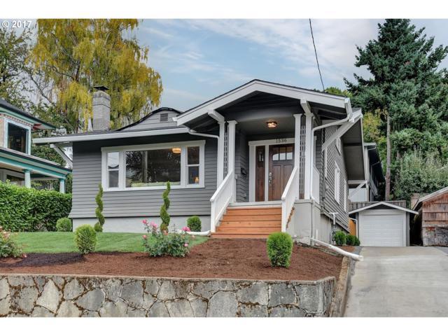 1536 SE 21ST Ave, Portland, OR 97214 (MLS #17195385) :: The Reger Group at Keller Williams Realty