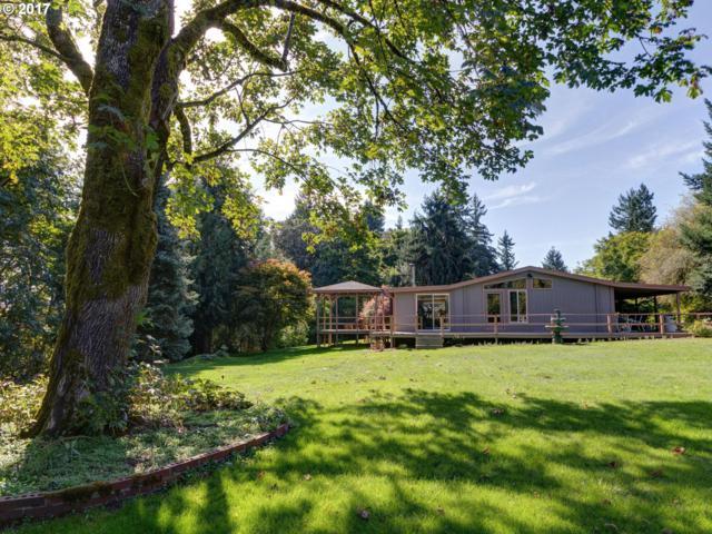 22262 S Thompson Gateway Rd, Oregon City, OR 97045 (MLS #17196127) :: Matin Real Estate