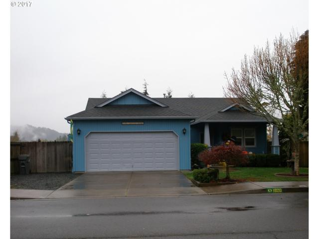 1920 S 60TH St, Springfield, OR 97478 (MLS #17198877) :: The Reger Group at Keller Williams Realty