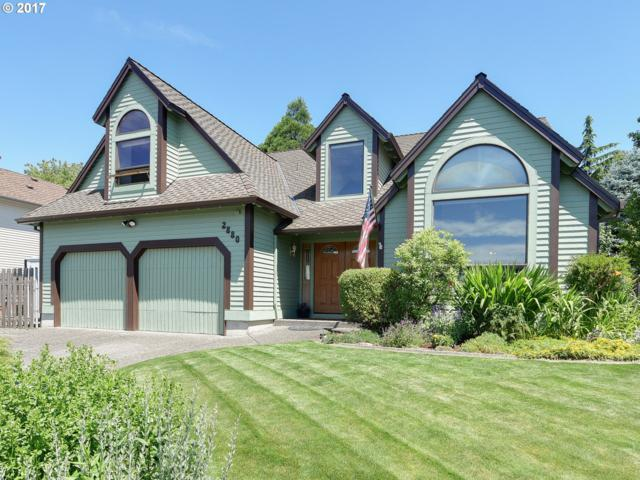 2880 NE Beech Dr, Gresham, OR 97030 (MLS #17200237) :: Matin Real Estate