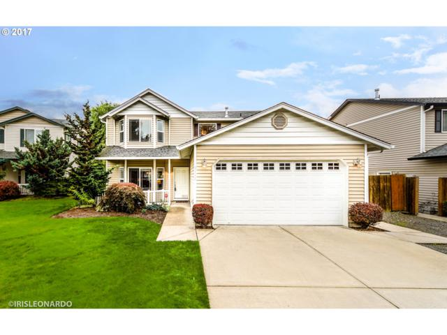 3113 NW 114TH Cir, Vancouver, WA 98685 (MLS #17202030) :: The Dale Chumbley Group