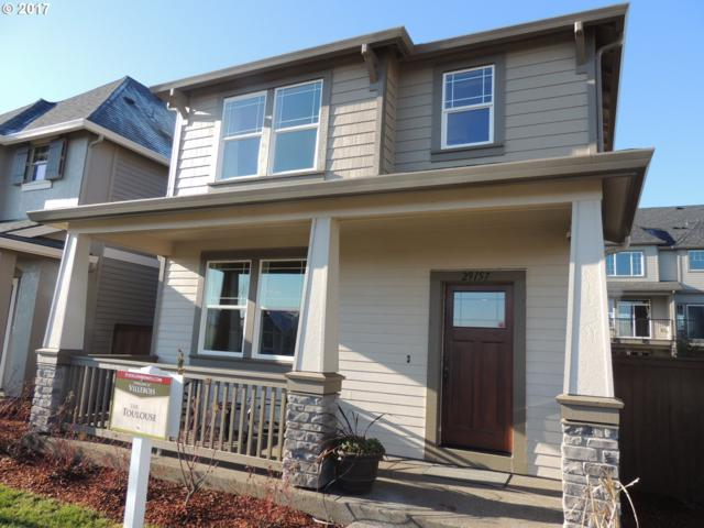 28741 SW Finland Ave 291 A, Wilsonville, OR 97070 (MLS #17203980) :: Fox Real Estate Group