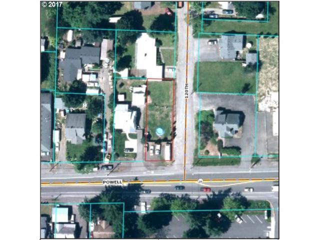 120th Blvd Blvd, Portland, OR 97266 (MLS #17205190) :: Beltran Properties at Keller Williams Portland Premiere
