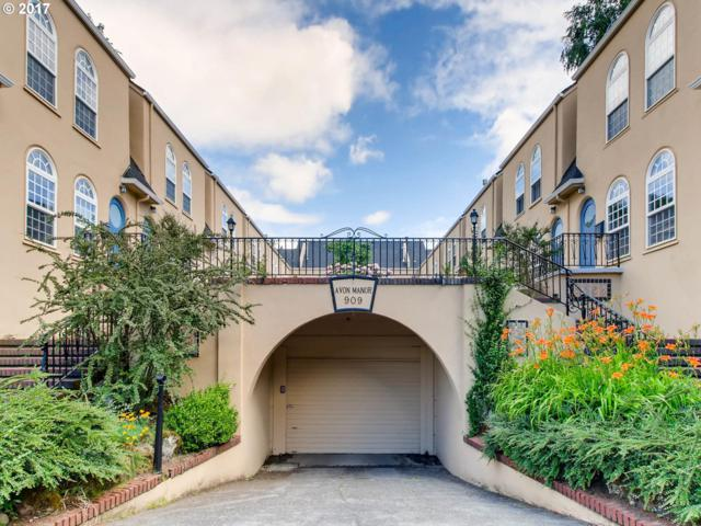 909 NE Brazee St #4, Portland, OR 97212 (MLS #17207954) :: Hatch Homes Group