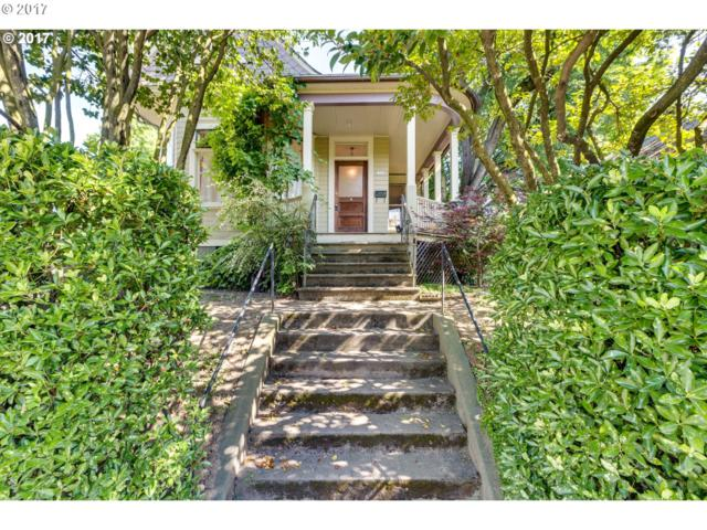 1305 SE Clinton St, Portland, OR 97202 (MLS #17208355) :: Hatch Homes Group