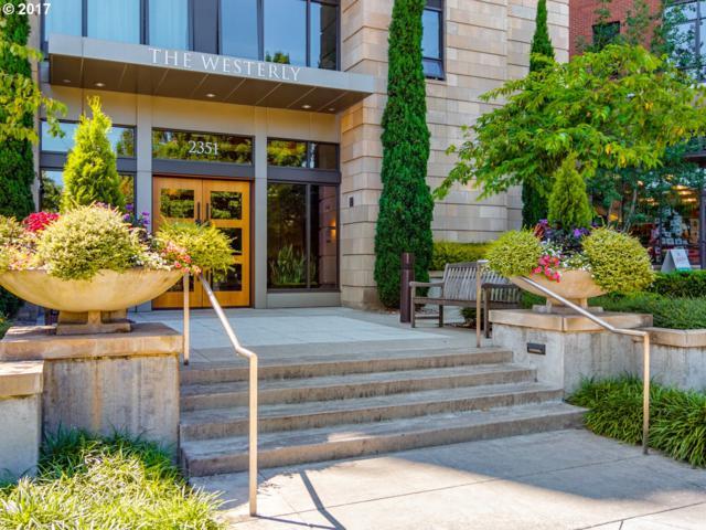 2351 NW Westover Rd #201, Portland, OR 97210 (MLS #17209409) :: TLK Group Properties