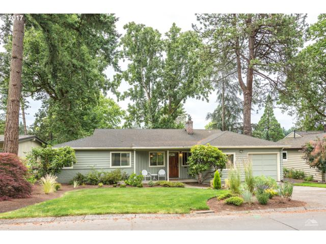 12200 SW Faircrest St, Portland, OR 97225 (MLS #17209873) :: Change Realty
