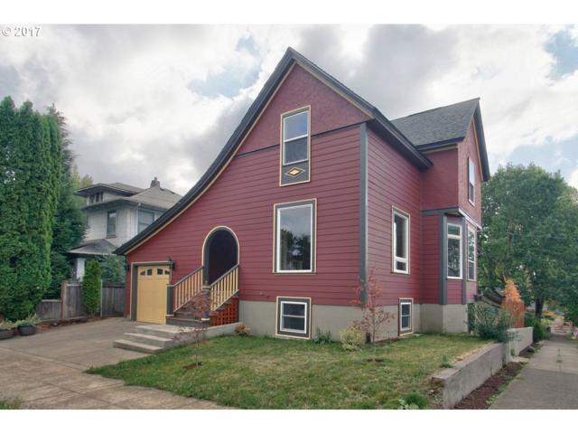 2004 SE Ash St, Portland, OR 97214 (MLS #17212709) :: The Reger Group at Keller Williams Realty