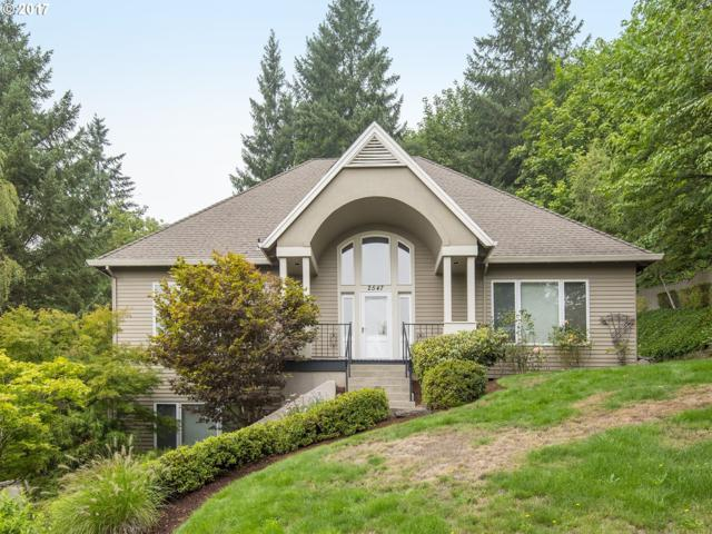 2547 Limerick Ln, West Linn, OR 97068 (MLS #17213991) :: Change Realty