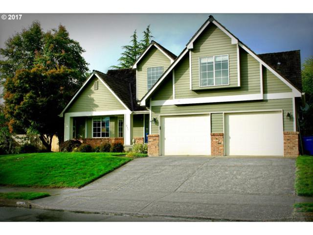 218 NW 131ST St, Vancouver, WA 98685 (MLS #17215051) :: Matin Real Estate