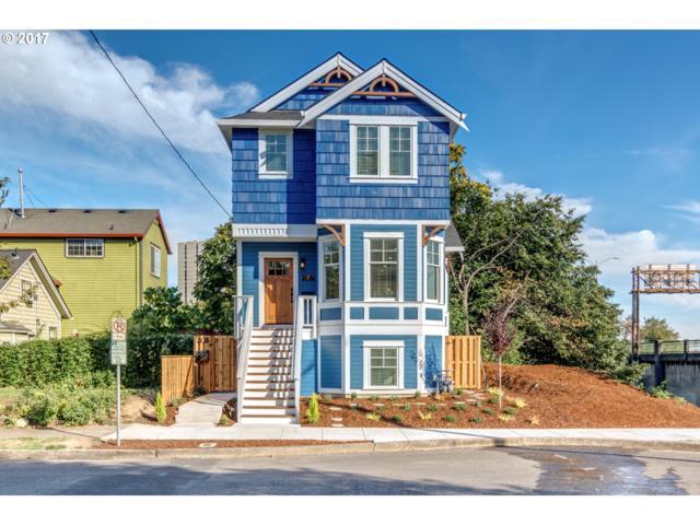 21 SW Meade St, Portland, OR 97201 (MLS #17215567) :: Stellar Realty Northwest