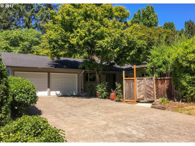 3921 SW Vermont St, Portland, OR 97219 (MLS #17222988) :: Hatch Homes Group