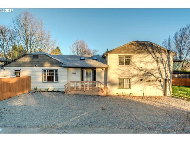 7513 SE Thompson Rd, Milwaukie, OR 97222 (MLS #17226354) :: Matin Real Estate