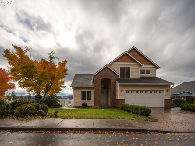 3682 Z St, Washougal, WA 98671 (MLS #17227438) :: The Dale Chumbley Group