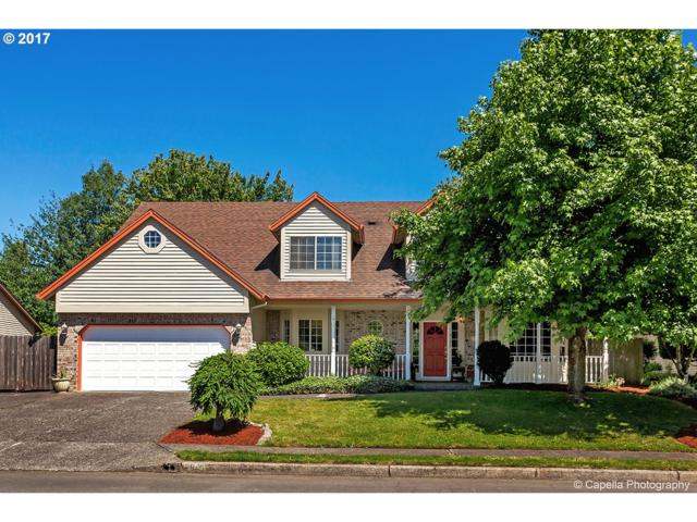 2940 NE Beech Dr, Gresham, OR 97030 (MLS #17230311) :: Matin Real Estate