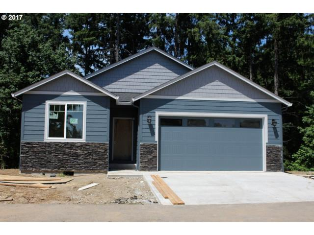 9106 NE 33RD Pl, Vancouver, WA 98665 (MLS #17235597) :: Matin Real Estate