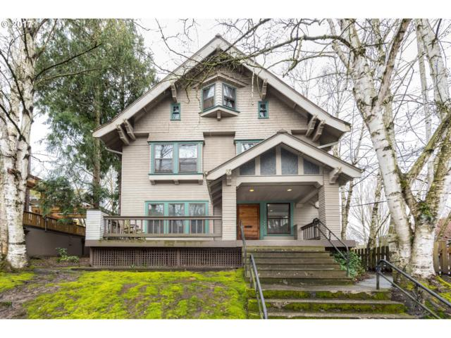 825 NW 22ND Ave, Portland, OR 97210 (MLS #17235849) :: Next Home Realty Connection