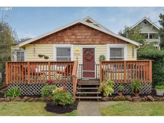 5024 SE 40TH Ave, Portland, OR 97202 (MLS #17236619) :: Hatch Homes Group