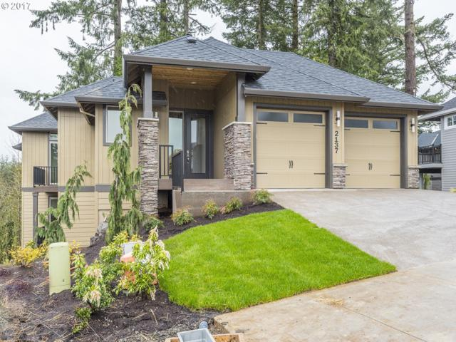 2137 Satter St, West Linn, OR 97068 (MLS #17238153) :: Beltran Properties at Keller Williams Portland Premiere