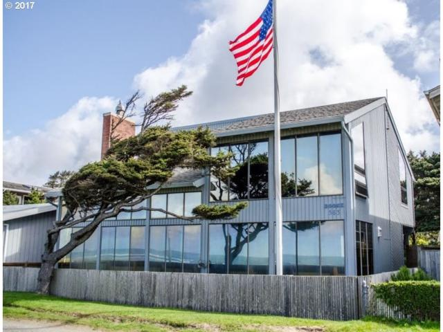 563 S Ocean Ave, Cannon Beach, OR 97110 (MLS #17239688) :: Hatch Homes Group