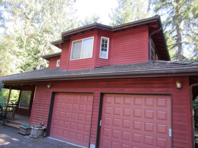 21892 E Fir Tree Way, Rhododendron, OR 97049 (MLS #17240761) :: McKillion Real Estate Group