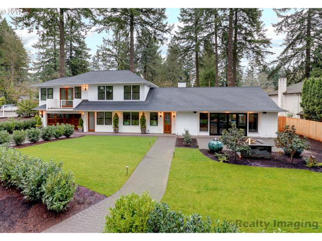 505 Iron Mountain Blvd, Lake Oswego, OR 97034 (MLS #17241177) :: Matin Real Estate