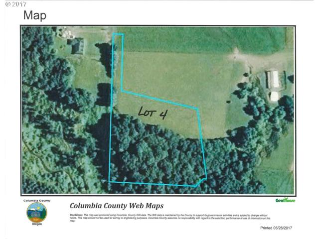 Wills Ln Lot 4, Warren, OR 97053 (MLS #17241599) :: Townsend Jarvis Group Real Estate