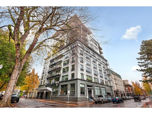 300 NW 8TH Ave #202, Portland, OR 97209 (MLS #17246480) :: Next Home Realty Connection