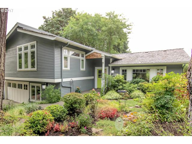 4820 SW Lowell Ct, Portland, OR 97221 (MLS #17248843) :: Hatch Homes Group
