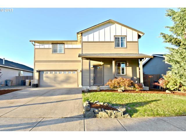1033 Charlie Ave, Lebanon, OR 97355 (MLS #17250352) :: Song Real Estate