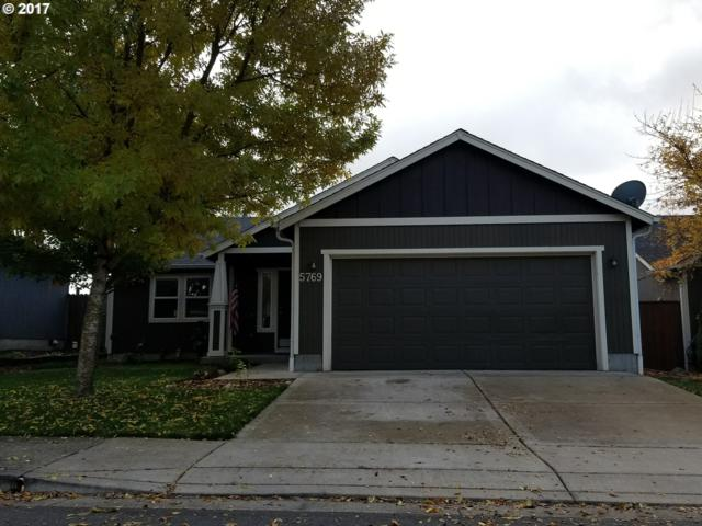 5769 Pumice Pl, Springfield, OR 97478 (MLS #17252051) :: The Reger Group at Keller Williams Realty